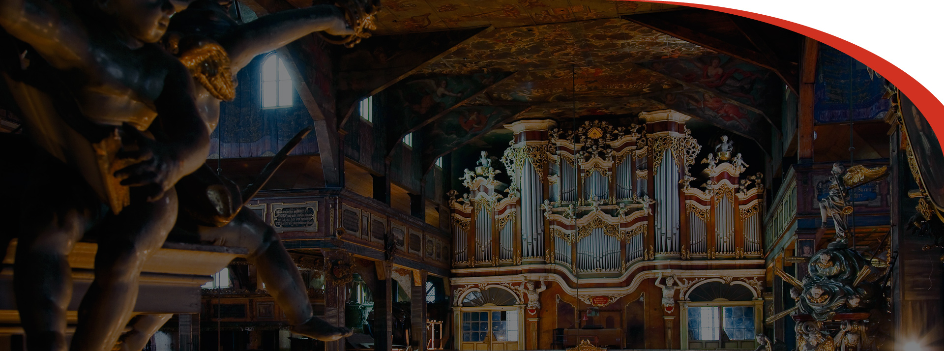 Welcome to the Church of Peace in Swidnica